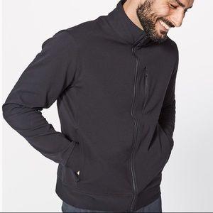 Lululemon Navy Blue Zip Up Sweater Jacket